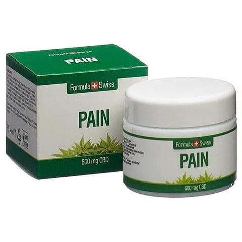 Bálsamo para el dolor CBD Pain 600 mg 30ml