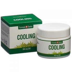 Crema para el dolor CBD Cooling 300mg – 30ml