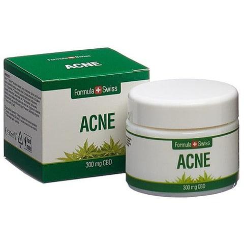 Crema para el acné CBD Acné 300mg 30ml 1