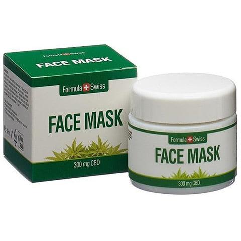 Máscara facial CBD Face Mask 300mg 30ml 1