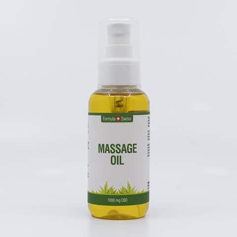 Aceite de masaje CBD 1000mg 100ml 1