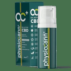 Crema Fisioterapia Physiocann CBD (50ml)
