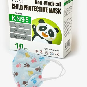 Mascarillas para niños KN95 Divertidas Empaquetadas individualmente